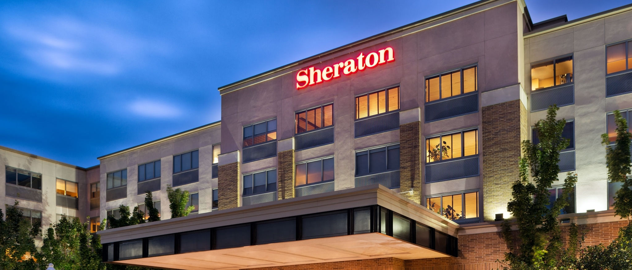 Sheraton Minneapolis Midtown Hotel - Exterior
